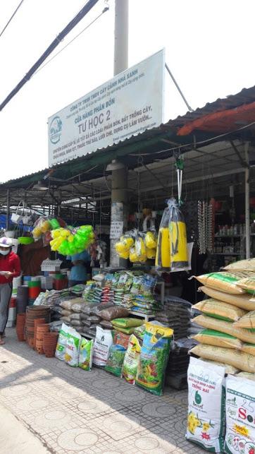 Cửa hàng Phân bón - Thuốc trừ sâu