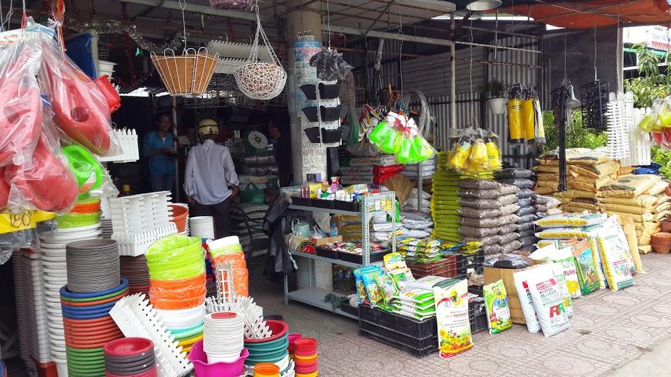 Cửa hàng Chậu nhựa Các loại